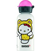 Drinkfles Sigg Hello kitty Cheetah 0.4L Incl. pin