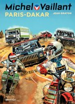 Michel Vaillant - tome 41 - Paris-Dakar