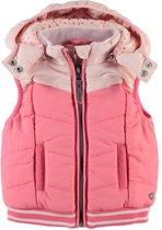 Babyface Meisjes Bodywarmer - Roze - Maat 68