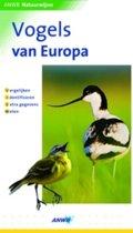 ANWB natuurwijzer  - Vogels van Europa ( veldgids )