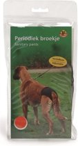 Beeztees Periodiek Broekje - Hond - Zwart - L - 40-49 cm