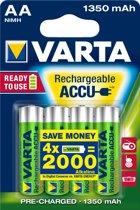 Batterijen - Varta - AA - Penlite - Oplaadbaar
