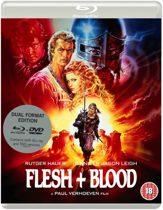 Flesh+Blood (import) (blu-ray)