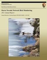 Sierra Nevada Network Bird Monitoring