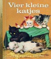 Gouden Boekjes - Vier kleine katjes