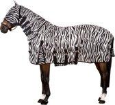 Imperial Zebra Vliegen- UV deken met hals, masker en buikflap