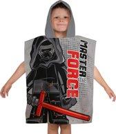 LEGO badponcho Star Wars, poncho Starwars 100% katoen