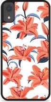 iPhone Xr Hardcase hoesje Flowers