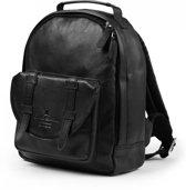 Elodie Details Kinderrugzak – mini rugzak Black Leather - leer