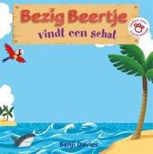 Boek cover Bezig Beertje - Bezig Beertje vindt een schat van Benji Davies