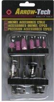 Benson Dremel accessoires - Dremelset - Accessoireset - 12 delig