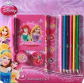Disney Princess Schoolset  - 12 delig