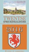 Twentse spreukenkalender 2016