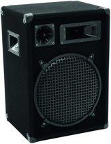 Omnitronic DX-1222 300W Zwart luidspreker