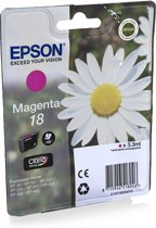 Epson 18 (T1803) - Inktcartridge / Magenta