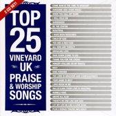Top 25 Vineyard UK Praise & Worship Songs