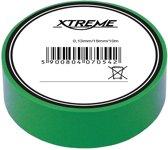 isolatie tape - groen - 15mm - 10 Meter
