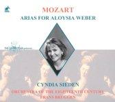 Mozart: Arias for Aloysia Weber / Sieden, Bruggen, et al