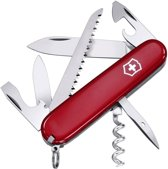 Victorinox Zakmes swissarmy camper rood 13 functies