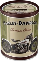 Spaarpot Harley Davidson American Classic