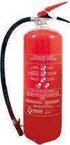Vocla brandblusser - Schuimblusser - 6 liter - BENOR gekeurd - Inclusief ophangbeugel