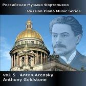 Russian Piano Music Vol.5
