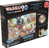 Wasgij Mystery 1 Express 2 in 1 - Puzzel - 1000 stukjes