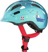 ABUS Junior Helm Smiley 2.0 Turquoise Sailor