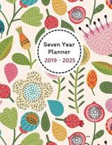 Seven Year Planner 2019 - 2025 Zenai