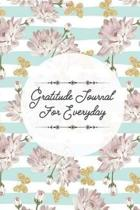 Gratitude Journal For Everyday