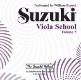Suzuki Viola School CD, Volume 5 (Revised)