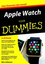 Voor Dummies - Apple Watch voor Dummies