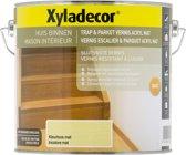 Xyladecor Trap & Parket - Vernis - Kleurloos - Mat - 2,5L
