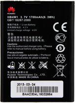 HB4W1 originele batterij - Huawei Ascend G510 / G525