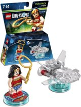 LEGO Dimensions - Fun Pack - DC Comics: Wonder Woman (Multiplatform)