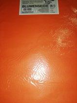 Zijdepapier 50x70cm ORANJE 26 vel in een pak
