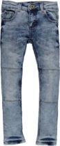 jongens Broek Dutch Dream Denim Jongens Jogg Jeans Nyerere Blauw Slim fit - Maat 140 7091029066378