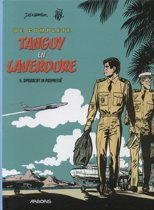 Tanguy en laverdure complete hc05. opdracht in polynesie