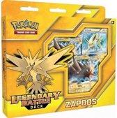 Pokémon kaarten TCG Legendary Birds Battle Decks Zapdos