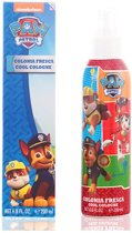 MULTI BUNDEL 4 stuks Nickelodeon Paw Patrol Cool Cologne Spray 200ml