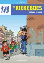 """""""De Kiekeboes 11 - Spoken in huis"""""""
