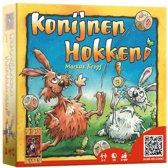 Konijnen Hokken - Dobbelspel