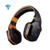 KOTION EACH B3505 Wireless bluetooth 4.1 Stereo Gaming Headset Support NFC met Mic voor Iphone 6 / Iphone 6 Plus / Samsung / HTC, Sony (Zwart + Oranje)