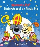 Boek cover Woezel & Pip - SinterWoezel en Pietje Pip van Dromenjager