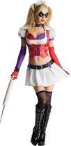 Harley Quinn verpleegster Arkham City™ kostuum voor vrouwen - Volwassenen kostuums