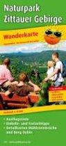 Naturpark Zittauer Gebirge. Wanderkarte 1 : 25 000