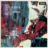 Concerto For Orchestra; Dance Suite