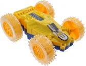 Jonotoys Omkeerbare Raceauto 10 Cm Geel