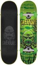 Creature Black Lagoon compleet skateboard 7.5