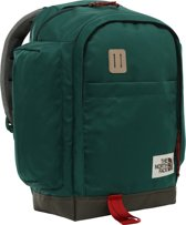 The North Face Ruthsac Unisex Rugzak - Night Green/New Taupe Grn - OS